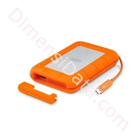 Jual Hard Drive LACIE Rugged Thunderbolt USB 3.0 1TB [LAC9000488]